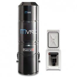 Mvac M80 central vacuum system